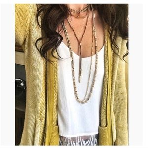 Aven Layering Necklace